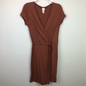H&M Wrap Front Dress